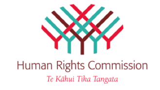 The New Zealand Human Rights Commission Logo