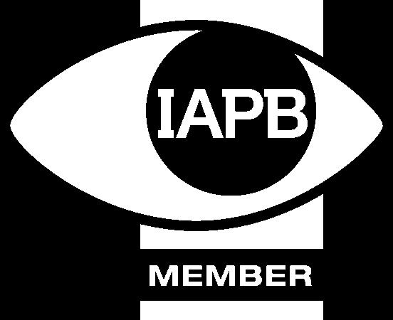 IAPB Member logo