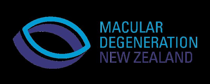 Macular Degeneration NZ logo