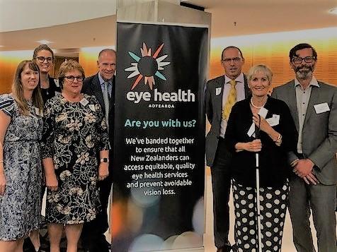 Eye Health Aotearoa trustees at launch event including Prof Dakin & Sue Emirali.jpg
