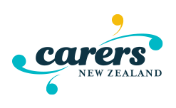 Carers New Zealand logo