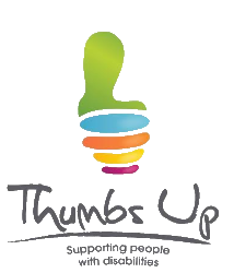 Thumbs Up Charitable Trust logo