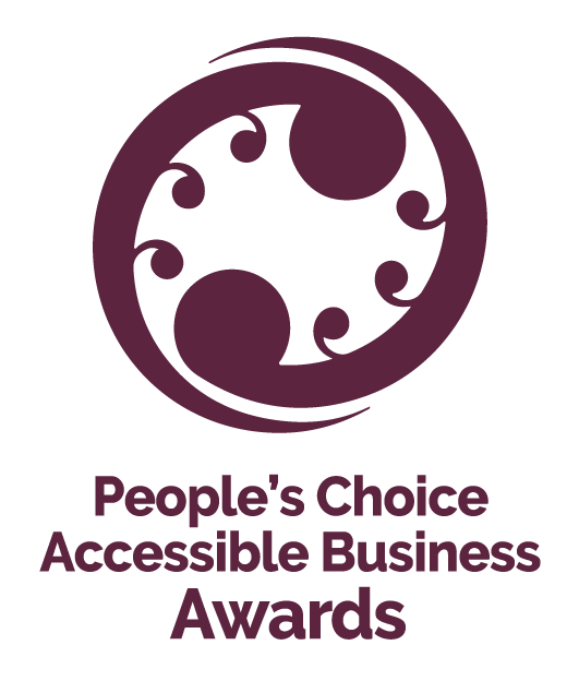 People's Choice Accessible Business Awards logo