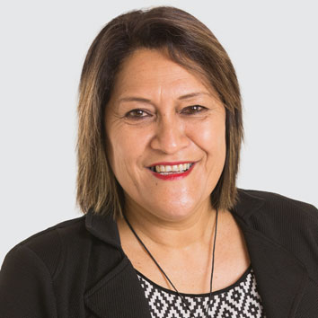 Photo of Meka Whaitiri