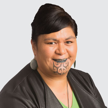 Photo of Nanaia Mahuta