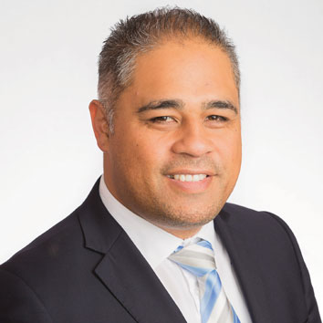 Photo of Peeni Henare