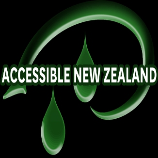 Accessible New Zealand Tours Logo