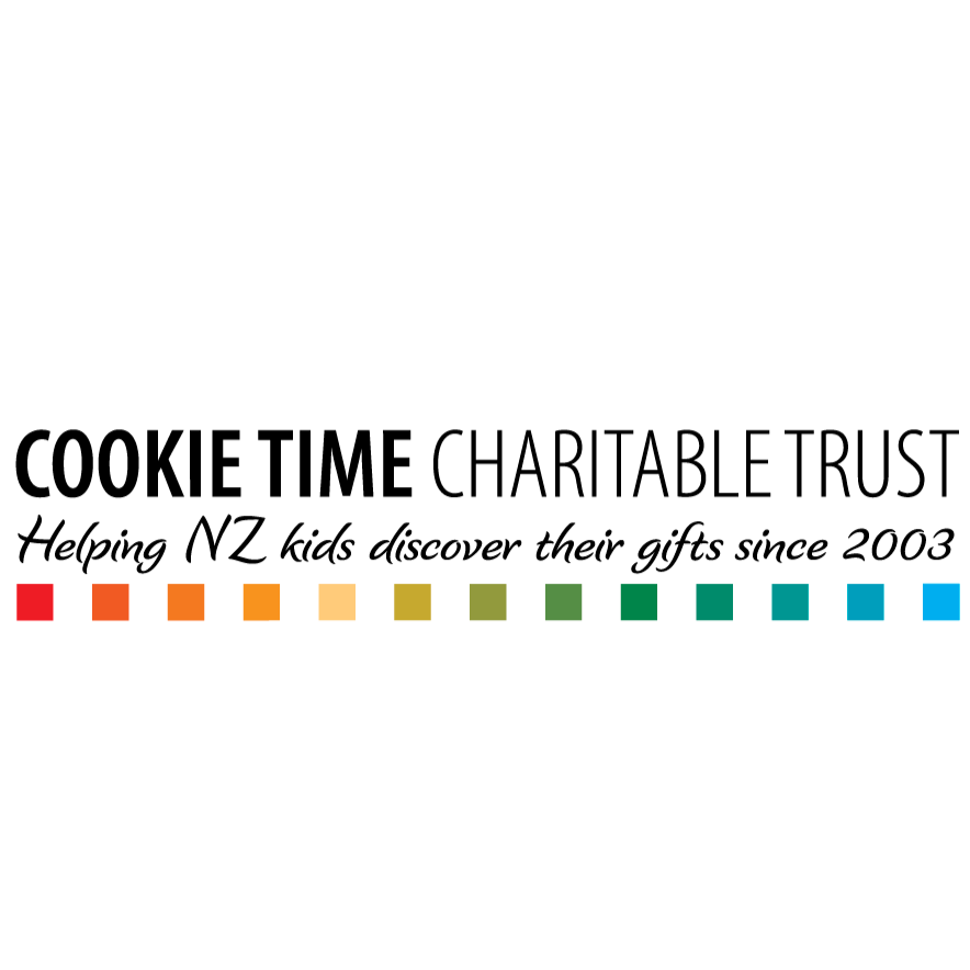 Cookie Time Charitable Trust Logo