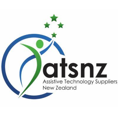 Assistive Technology Suppliers New Zealand (ATSNZ) Logo