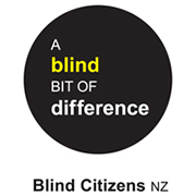 Association of Blind Citizens New Zealand Incorporated Logo