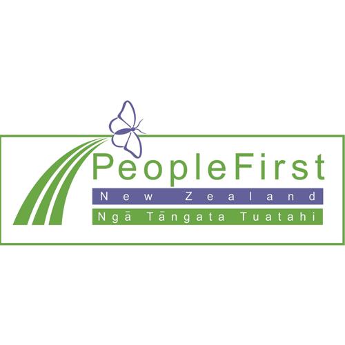 People First, Ngā Tāngata Tuatahi Logo