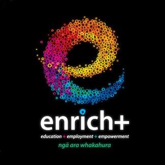 Enrich+ Logo