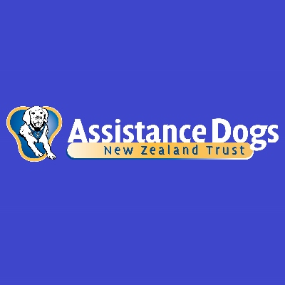 Assistance Dogs New Zealand Trust Logo