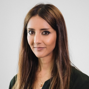 Photo of Golriz Ghahraman