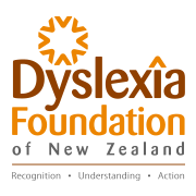 Dyslexia Foundation of New Zealand (DFNZ) Logo