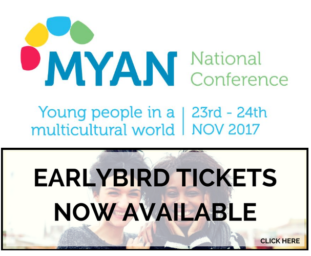 MYAN Conference | Young People in a Multicultural World | November