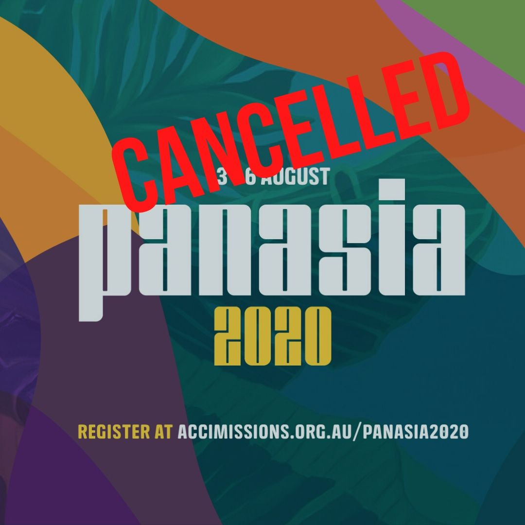 PanAsia 2020 Cancelled