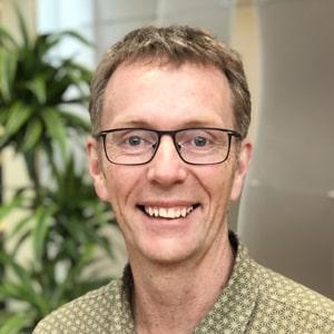 Ian Fraser (President)