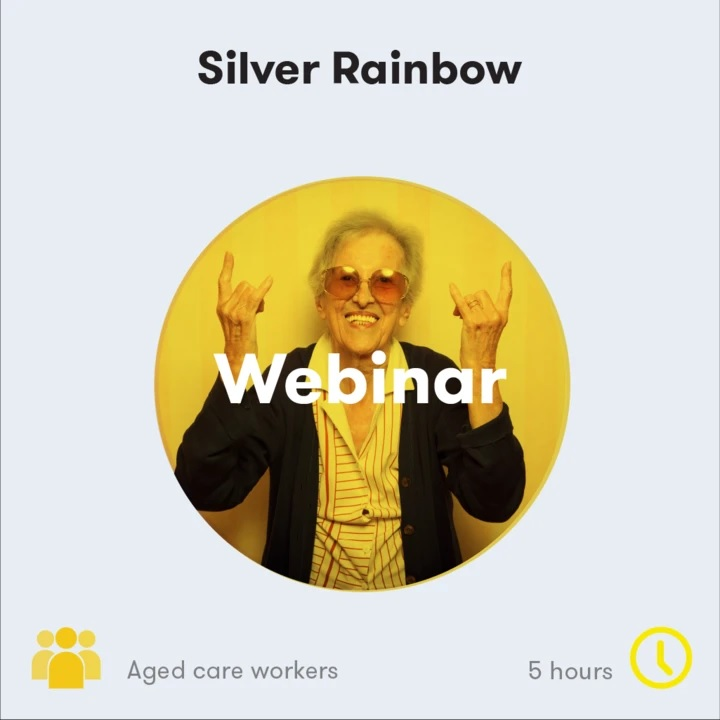 Silver Rainbow Webinar