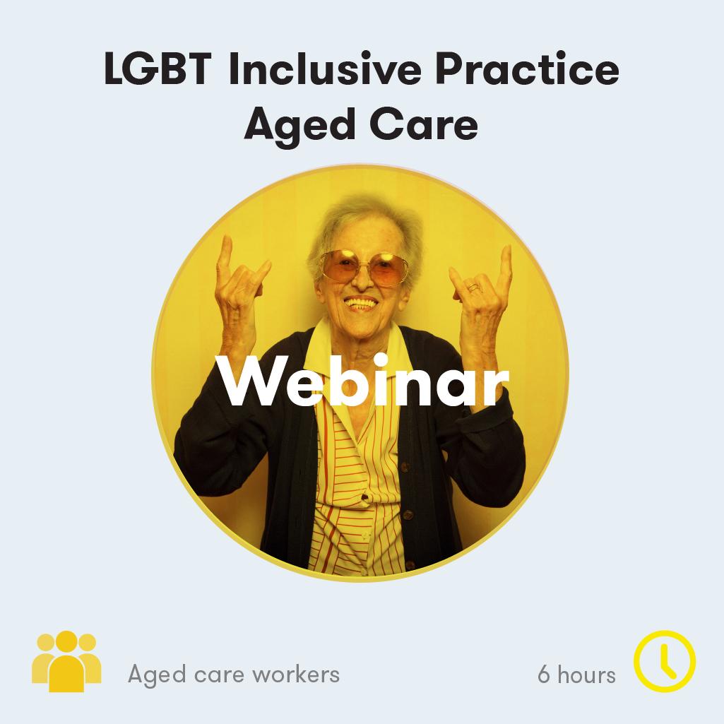 LGBTI Inclusive Practice Webinar