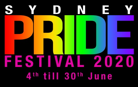 Sydney Pride 2020 Logo