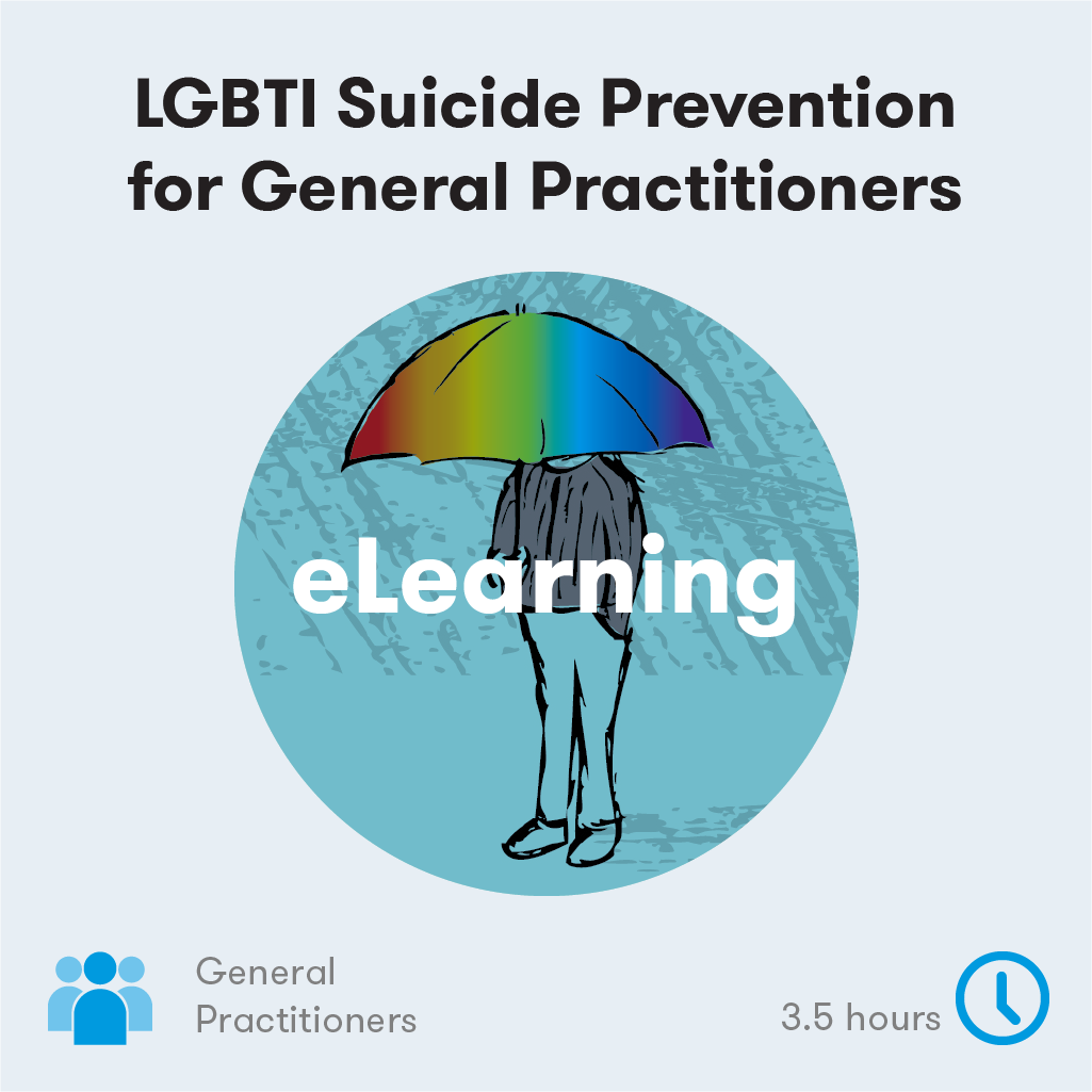 LGBTI Suicide Prevention for GPs