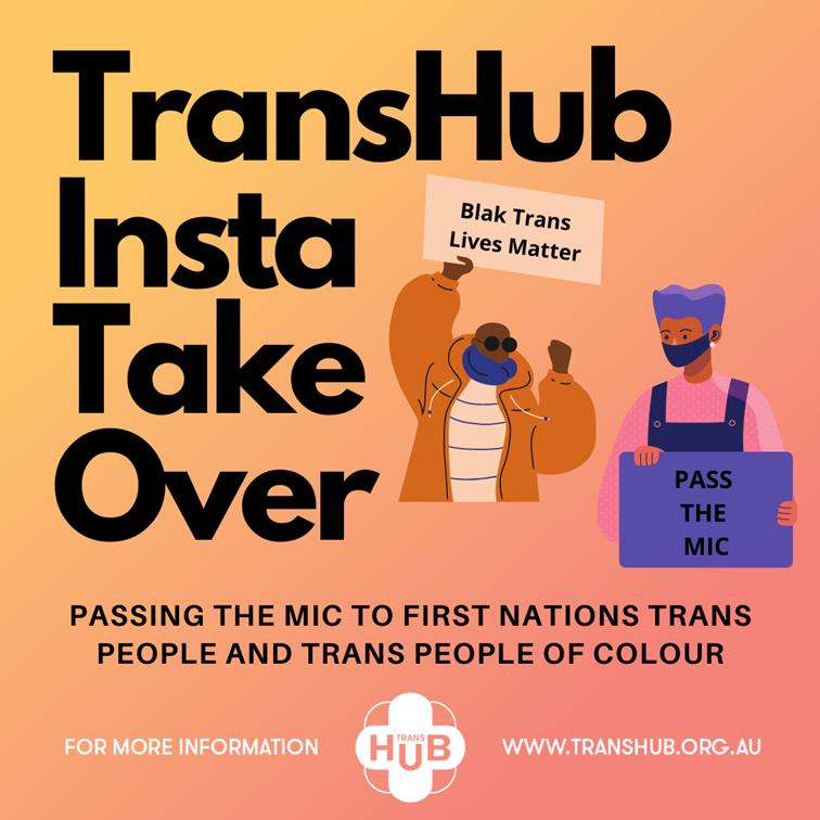 TransHub Insta TakeOver