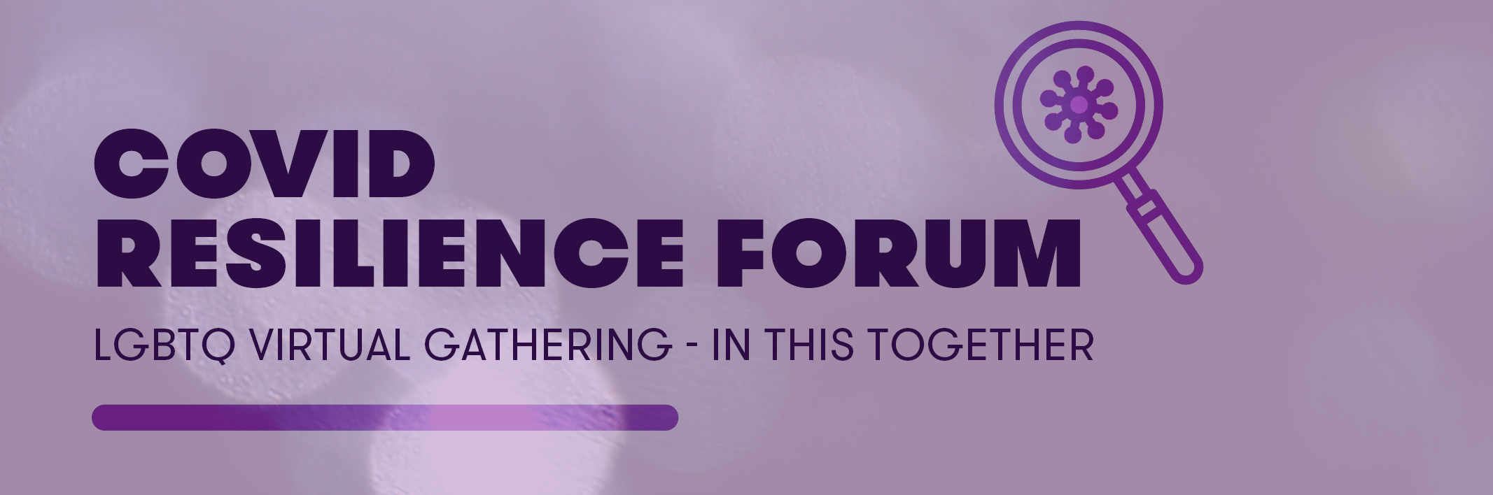 COVID Resilience Forum