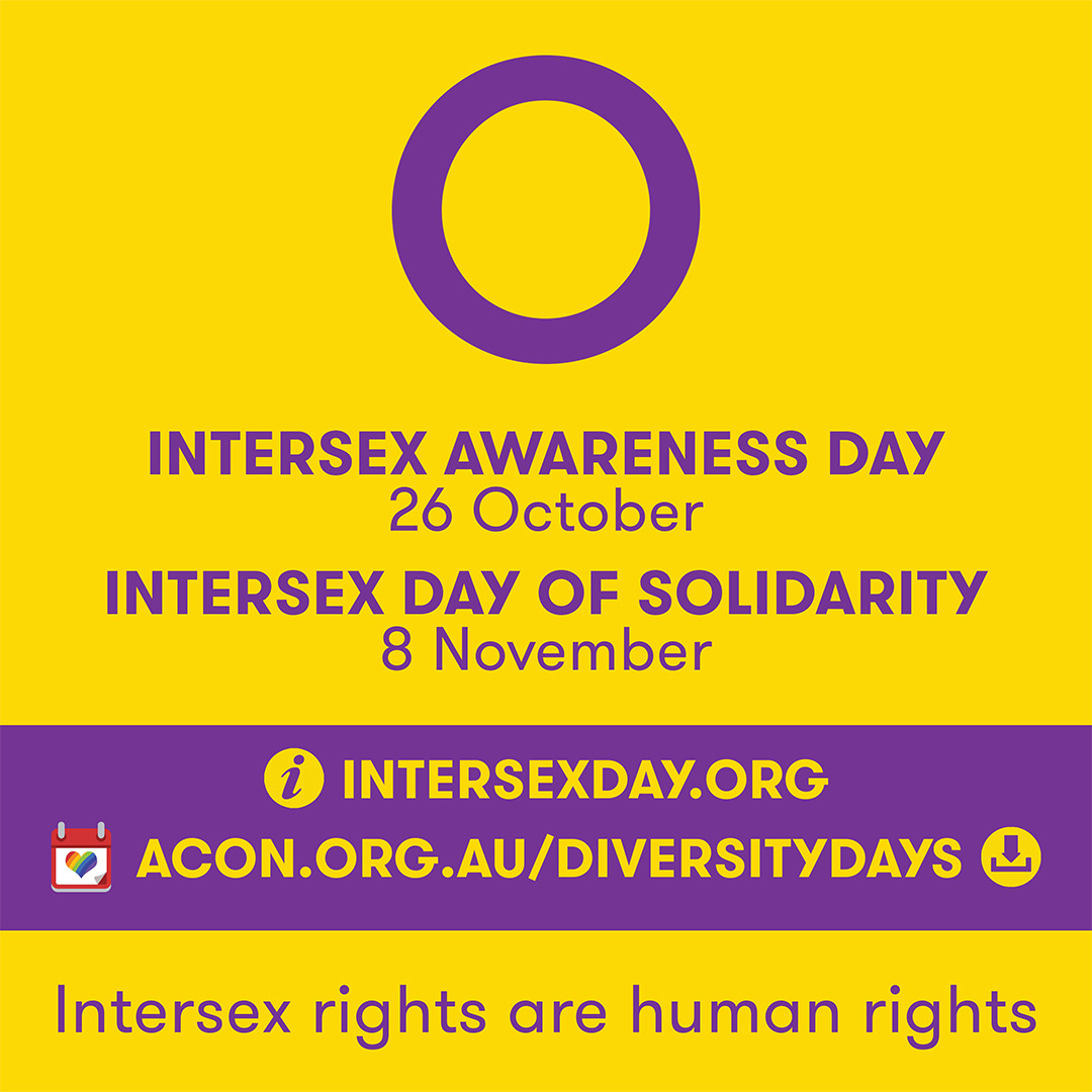 Intersex Day of Solidarity 2020