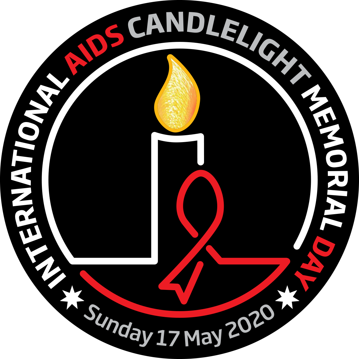 Candlelight Memorial Stamp 2020