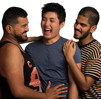Gay, Bi, Queer Men