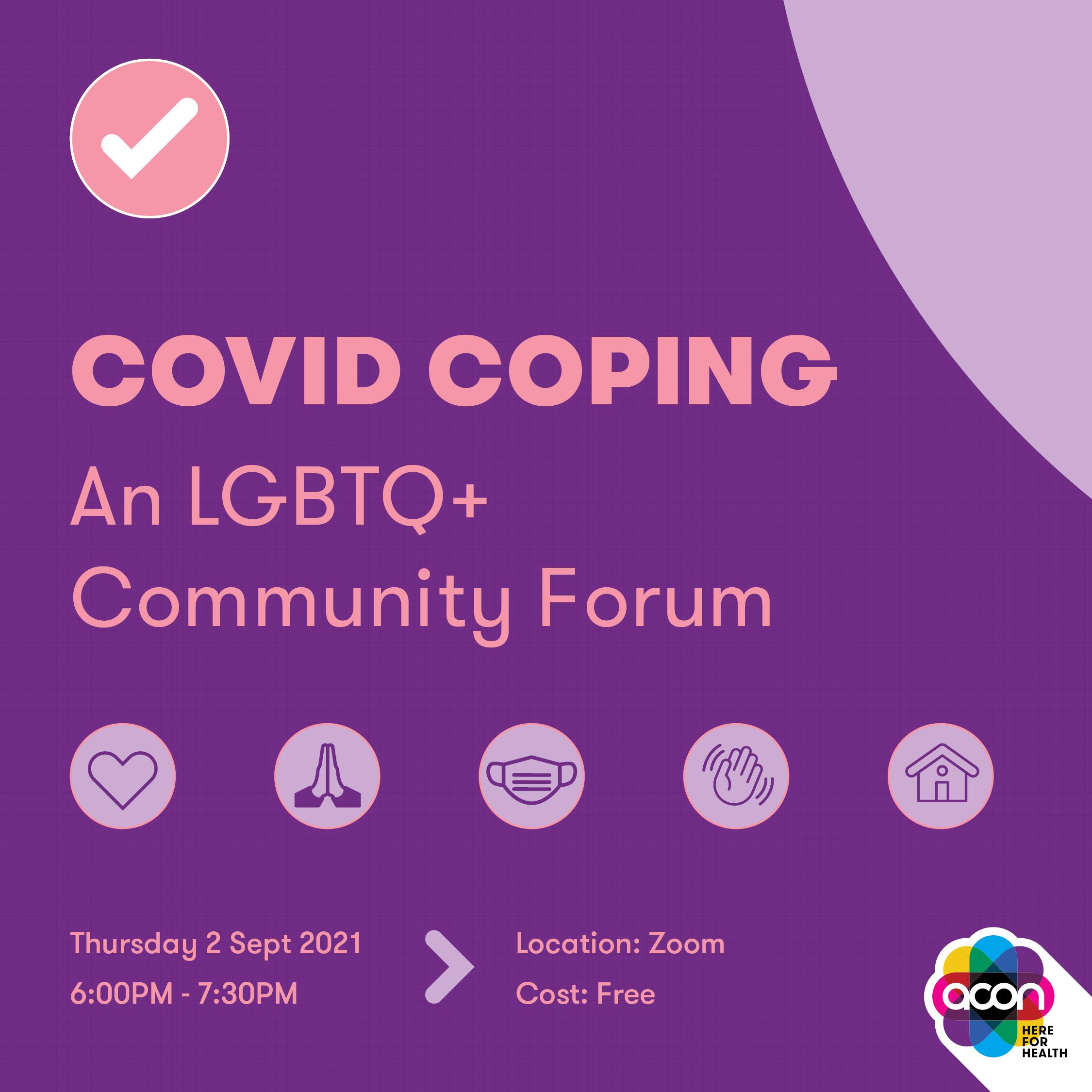 Covid Coping Forum