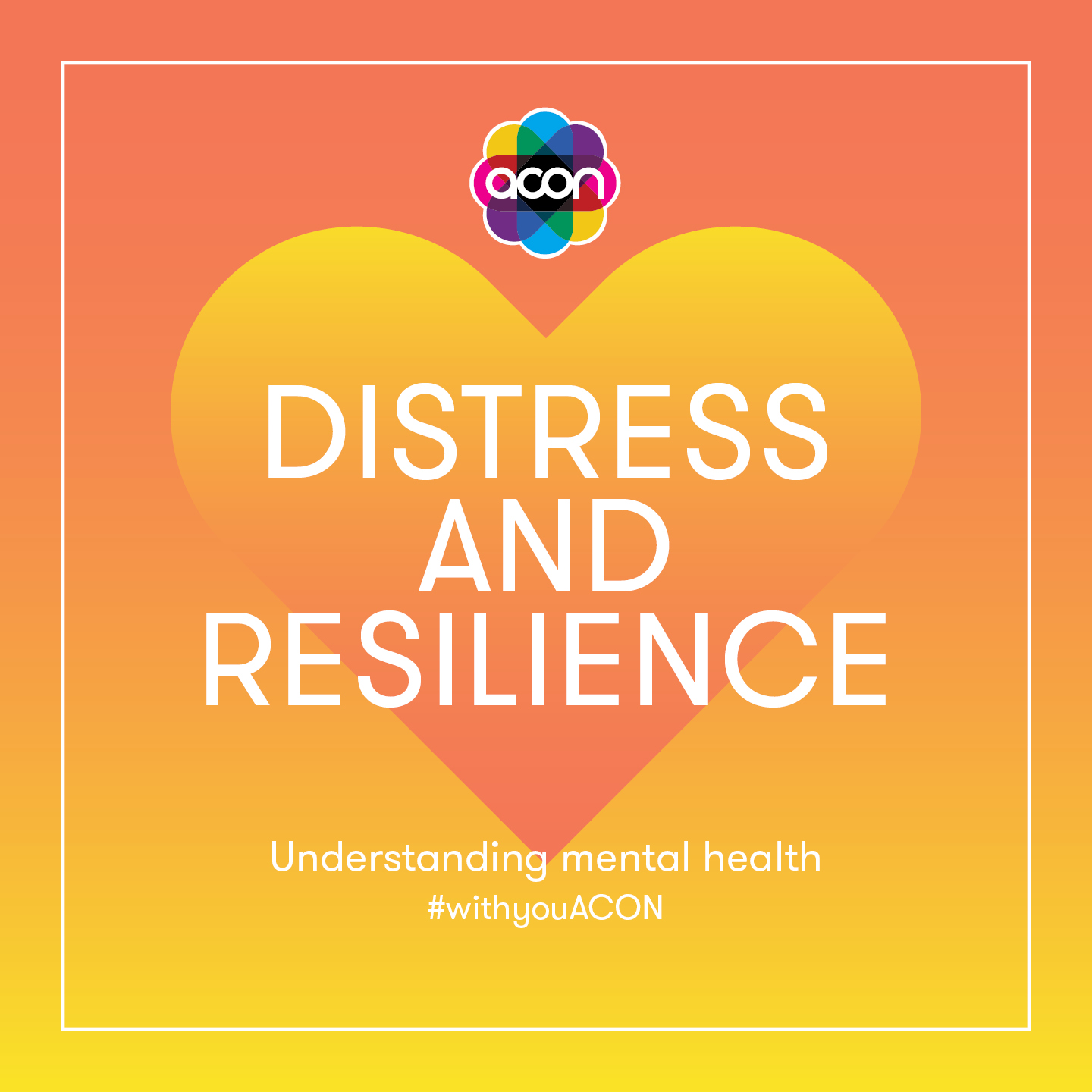 distress and resilience