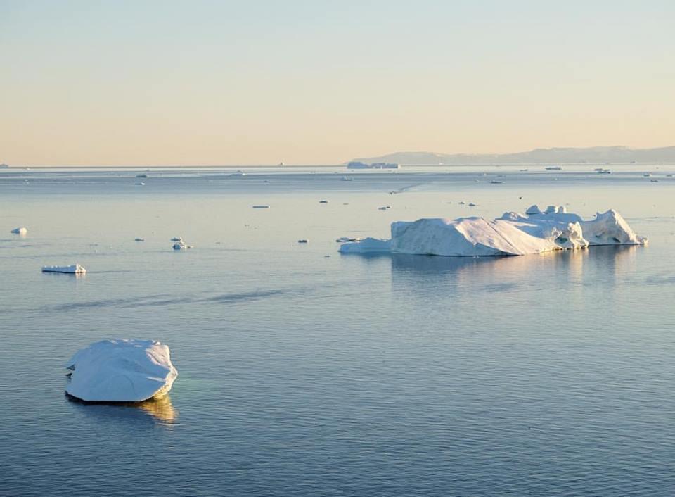 Iceberg Ilulisaat