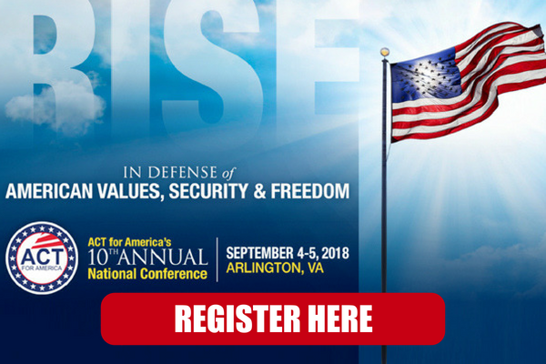 ACT For America 10TH ANNUAL NATIONAL-CONFERENCE