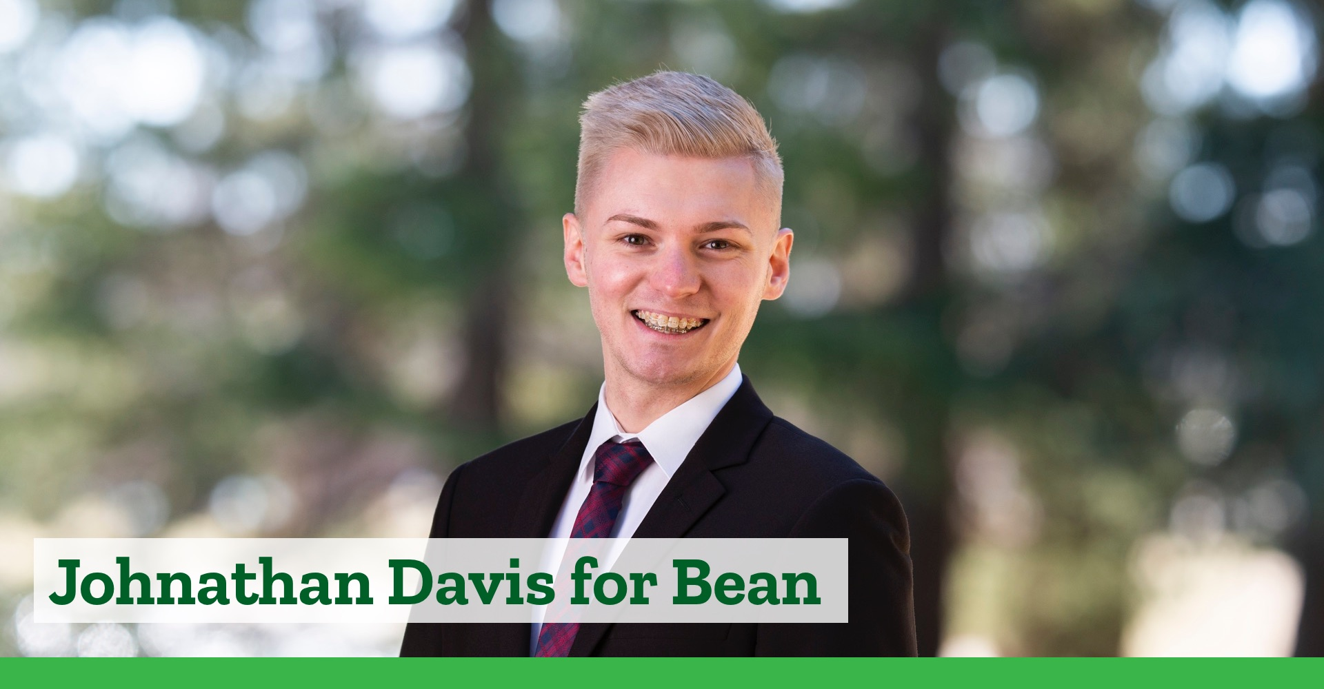 Johnathan Davis for Bean