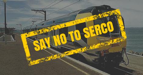 Serco train