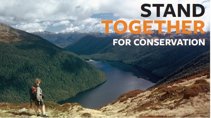 Stand For Conservation