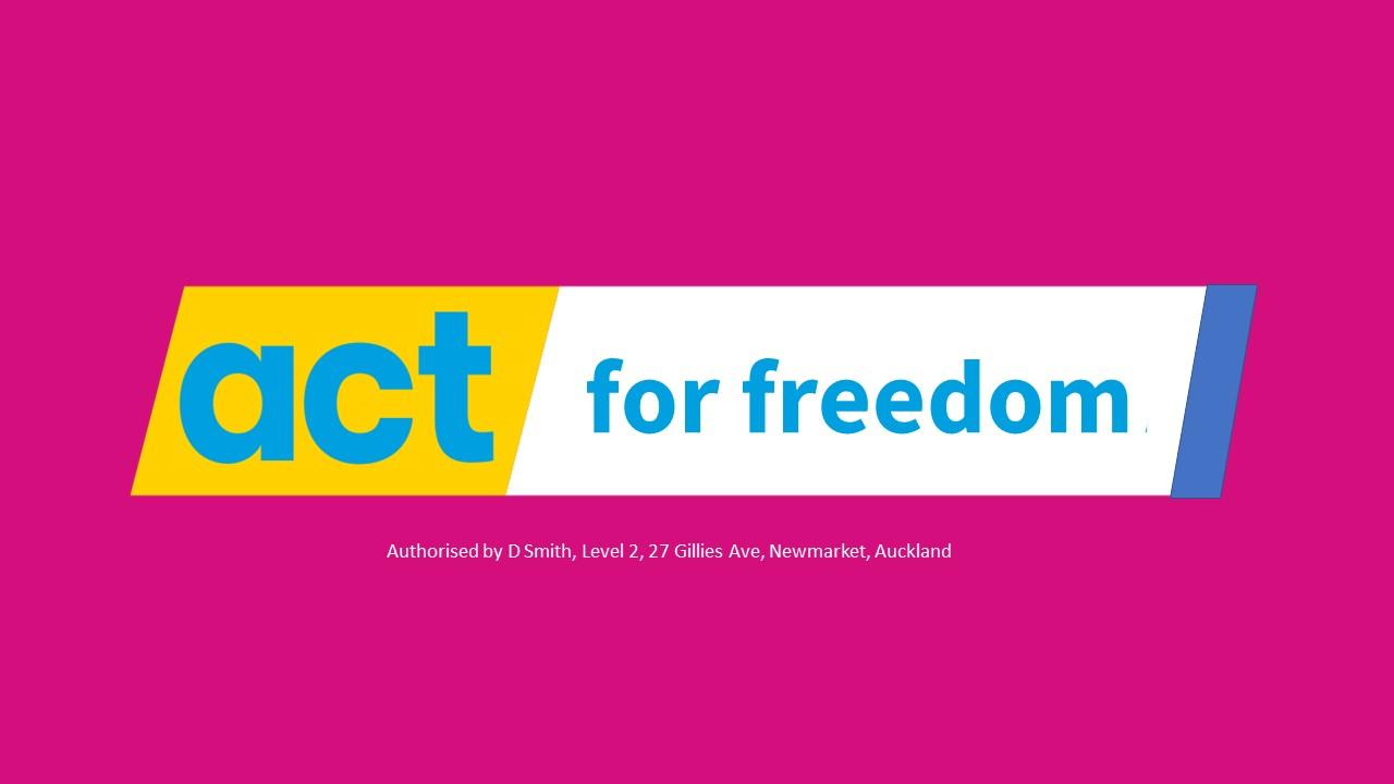 ACT for Freedom - Authorised