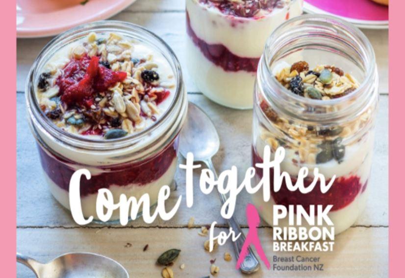 Pink Ribbon Breakfast 2020