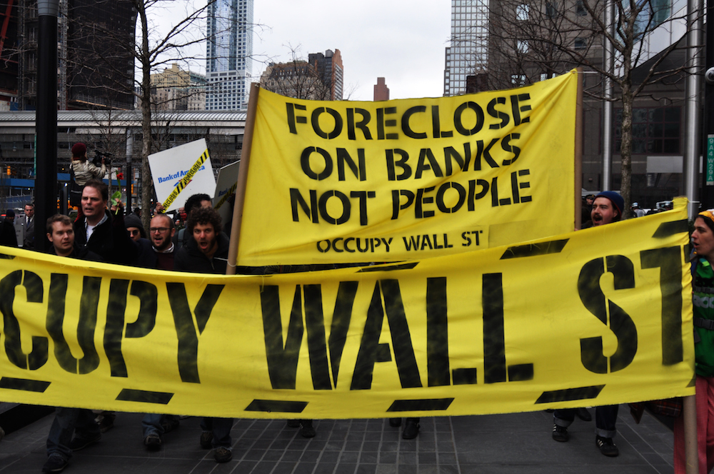 Occupy Wall Street, March 15, 2012
