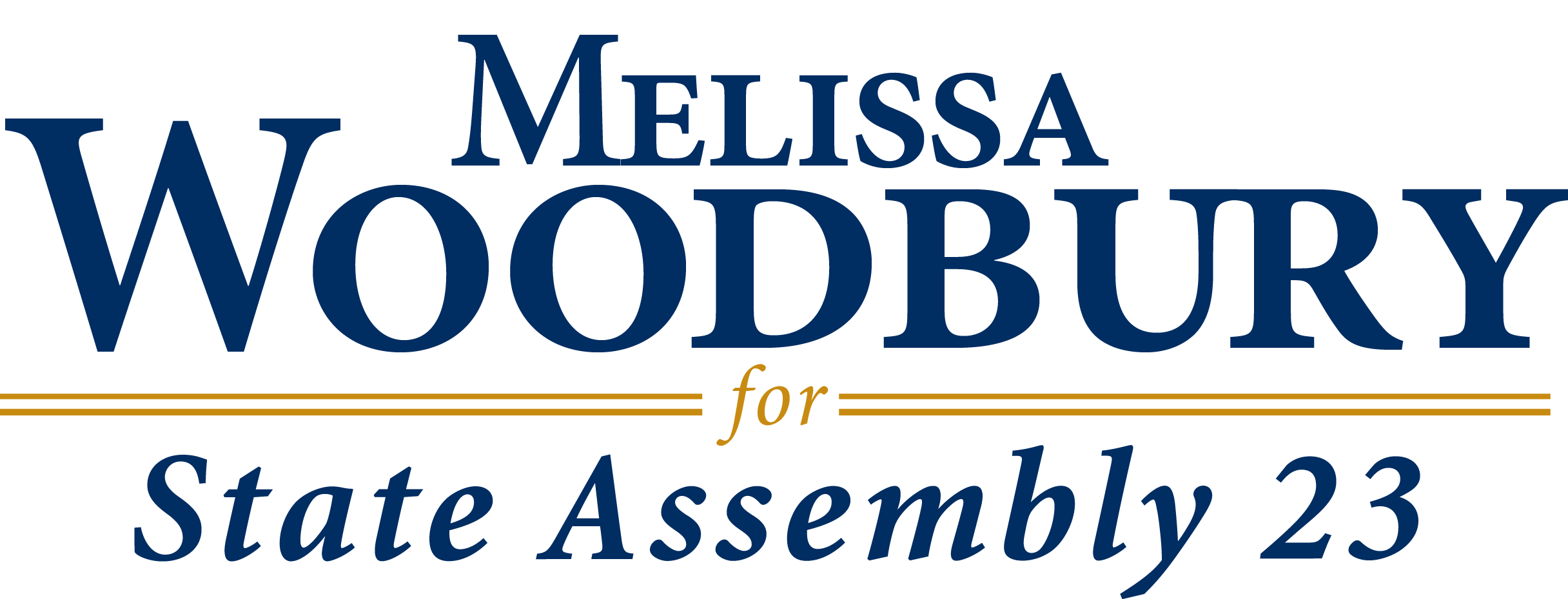 Melissa Woodbury for Assembly District 23