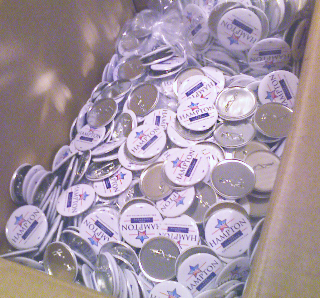 Congressional Buttons Image