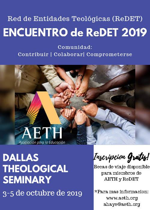 AETH REDeT Apoyo Herramientas Teológicas