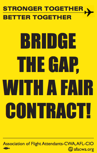 Labor Movement Calls Out Inequity of Pay and Benefits for