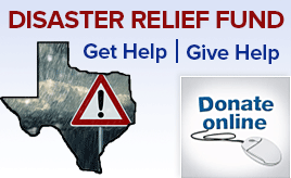 AFA Disaster Relief for Texas Flooding