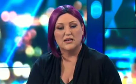 The Project panellist Meshel Laurie