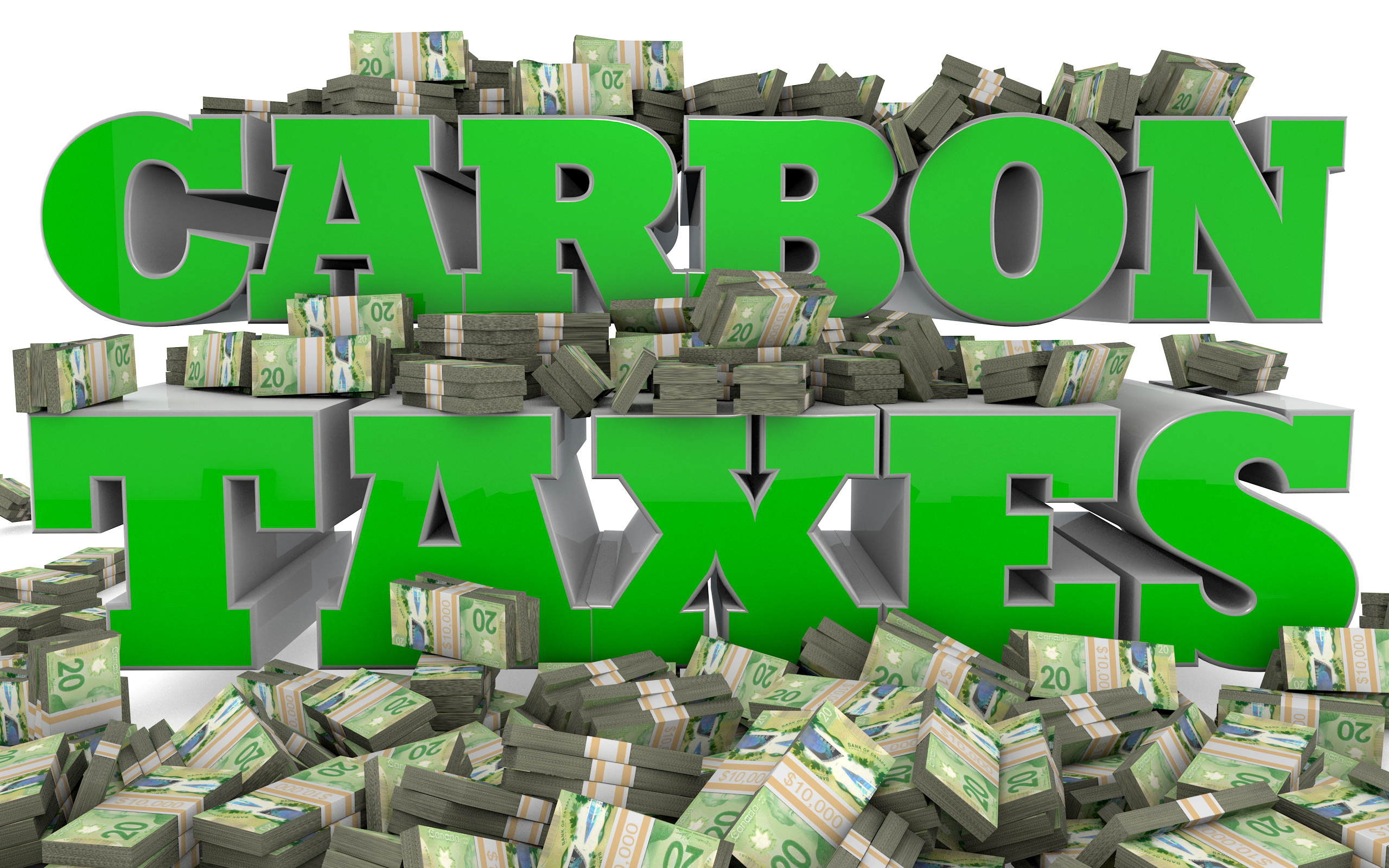 Carbon tax – another Big Government cash grab