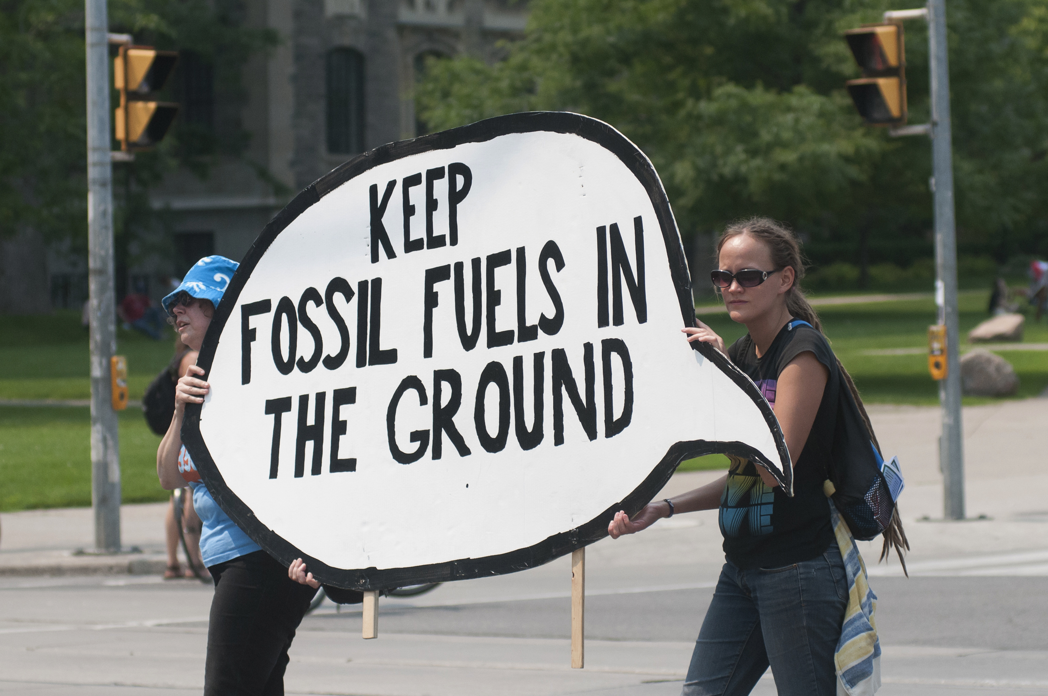 The green fossil-fuel divestment crusade hurts the poor & middle class
