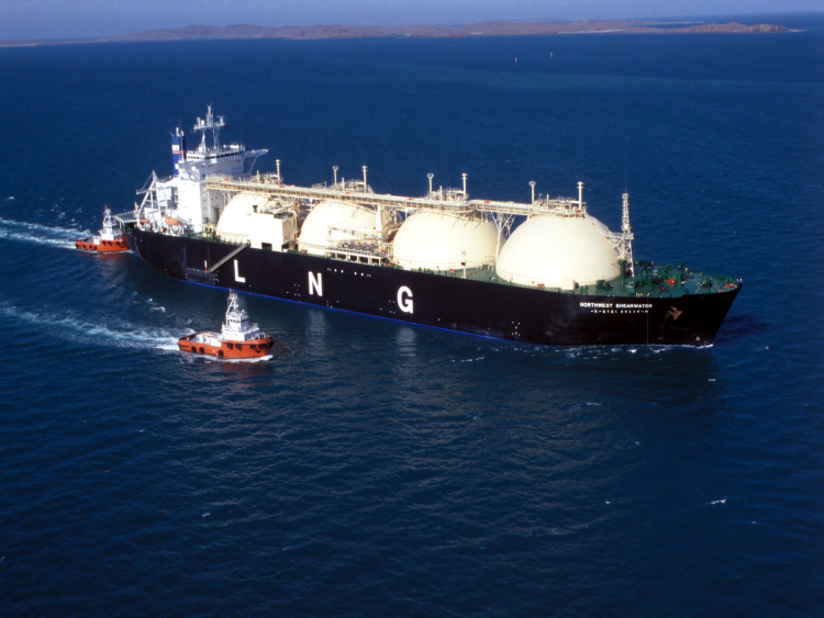 Opportunity knocks: Natural gas demand growing worldwide